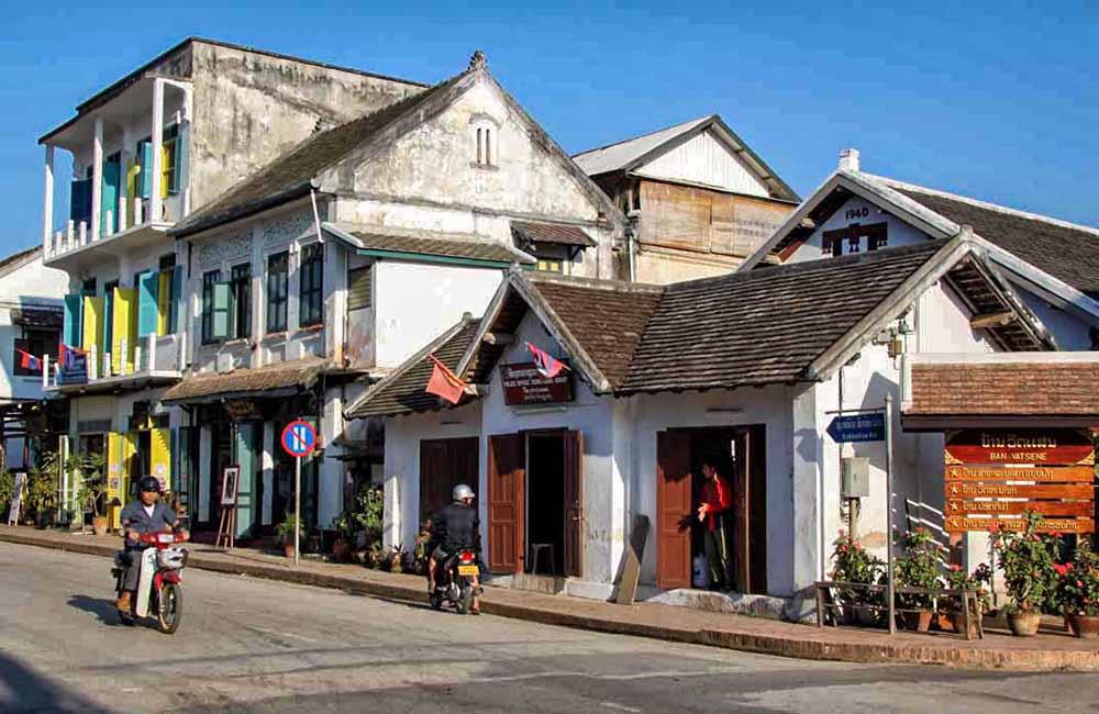 Luang Prabang ancient town