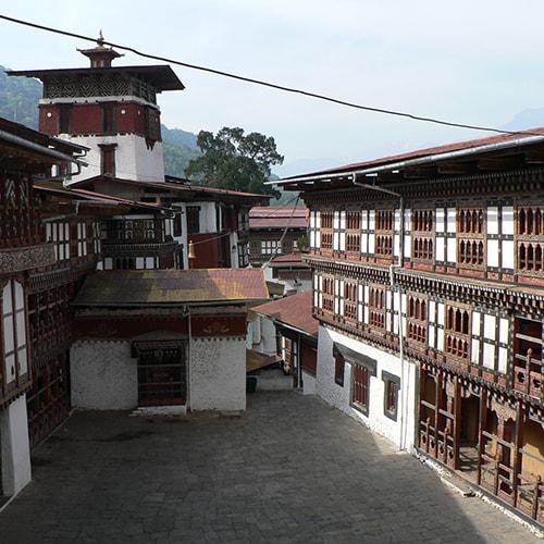 trongsa bhutan