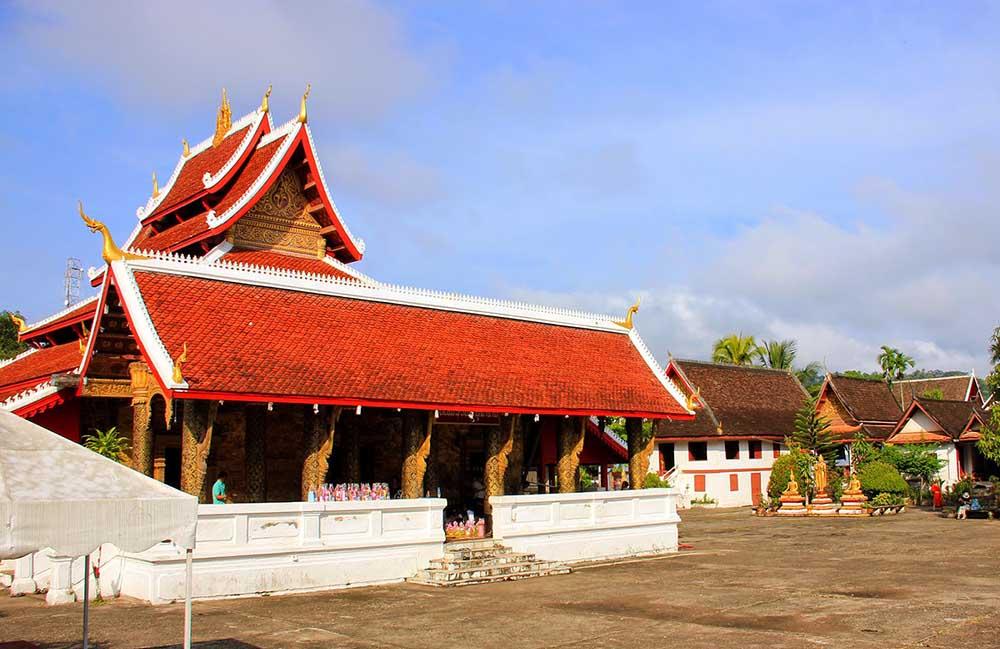 Wat Mai pagoda