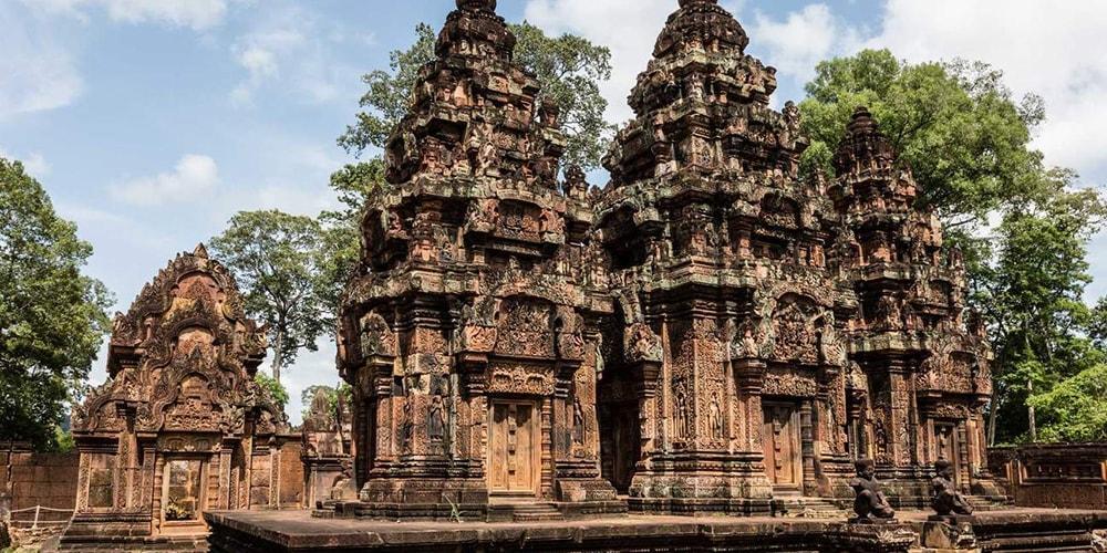 Banteay Srei Cam