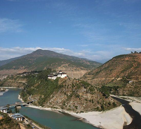 wanguephodrang bhutan