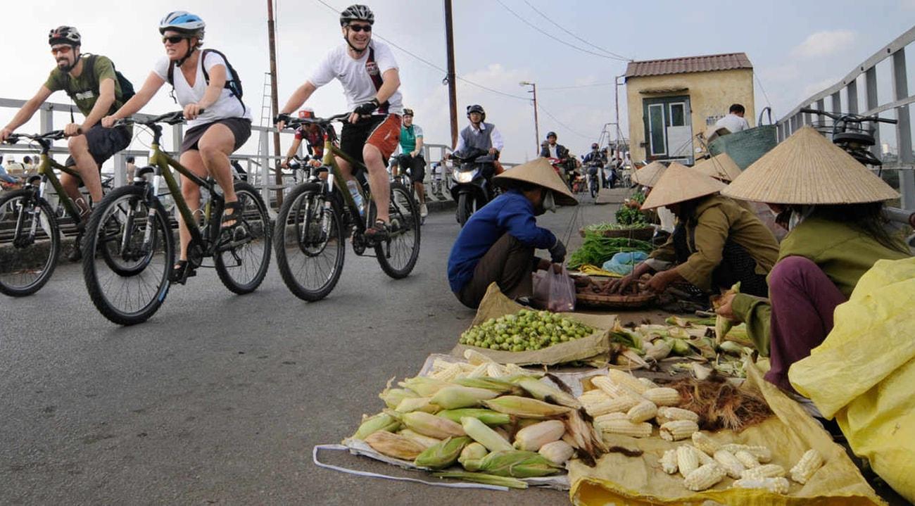 hanoi cycling