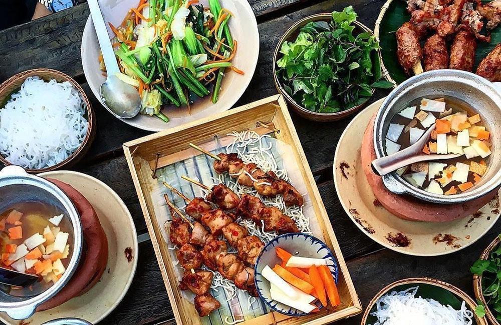 vietnam cuisine