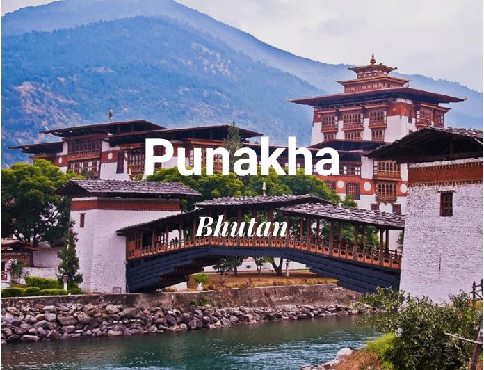 Travel To Punakha, Bhutan