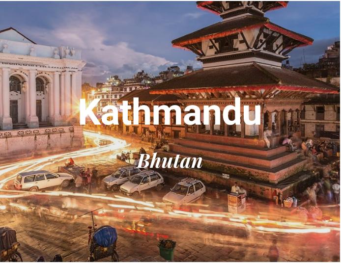 Travel To Kathmandu, Butan
