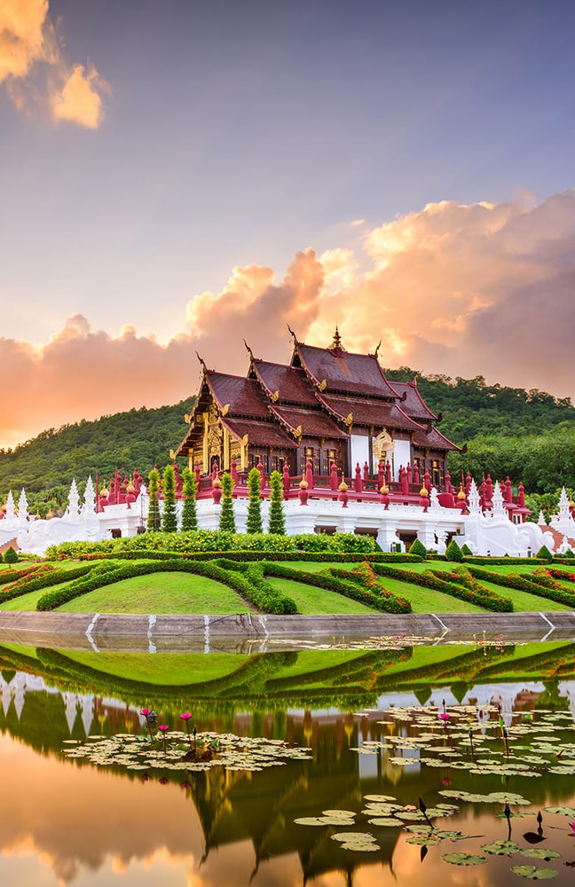 Thailand Tour Packages 13 days 12 nights