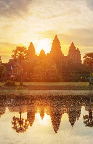 Cambodia Tour Packages 7 Days 6 Nights