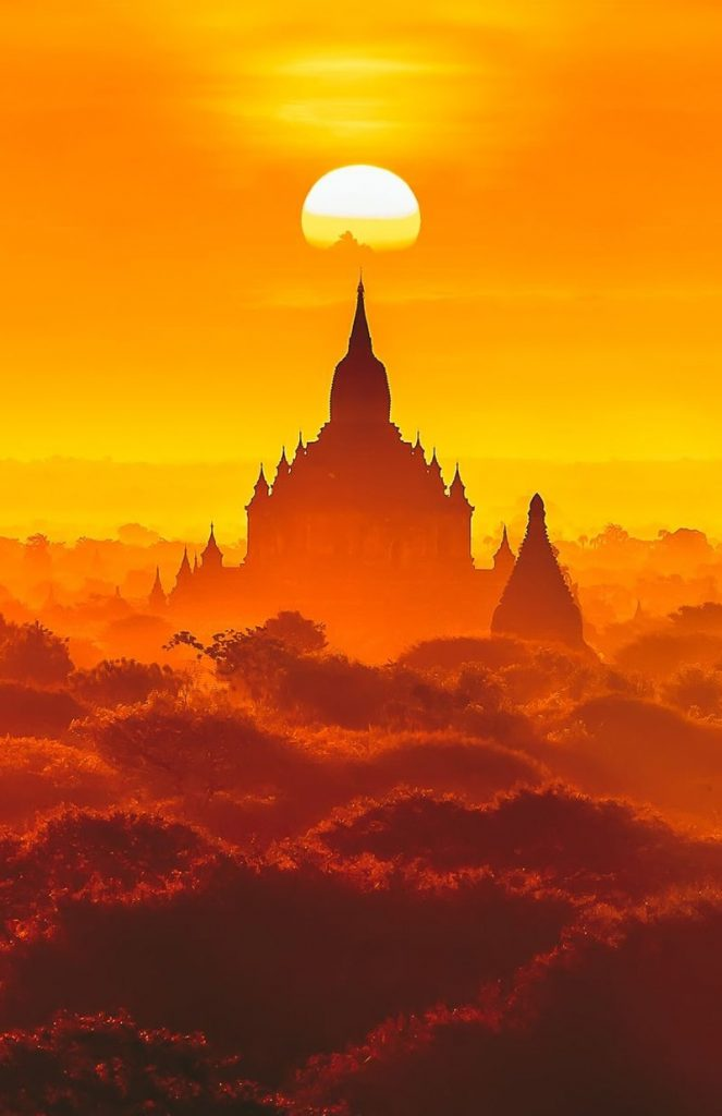 Travel To Myanmar 6 Days 5 Nights
