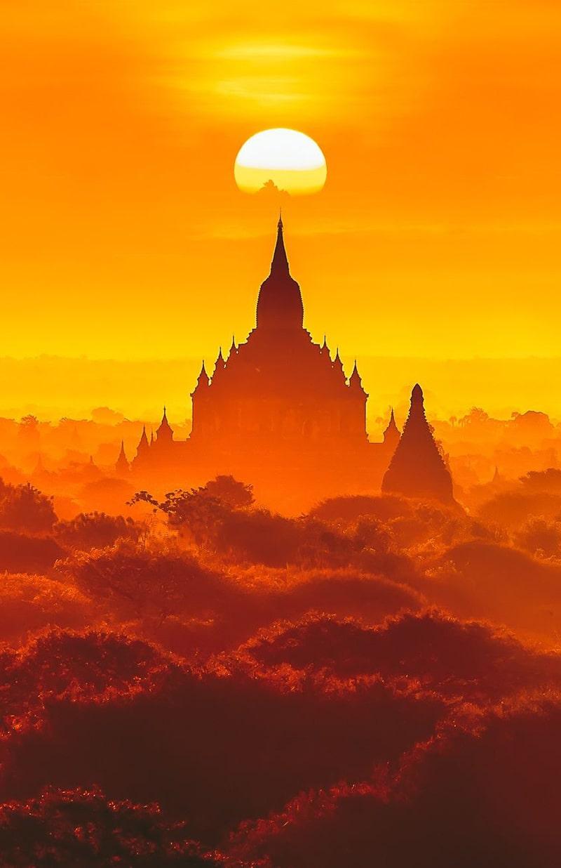Travel To Myanmar 6 Days 5 Nights