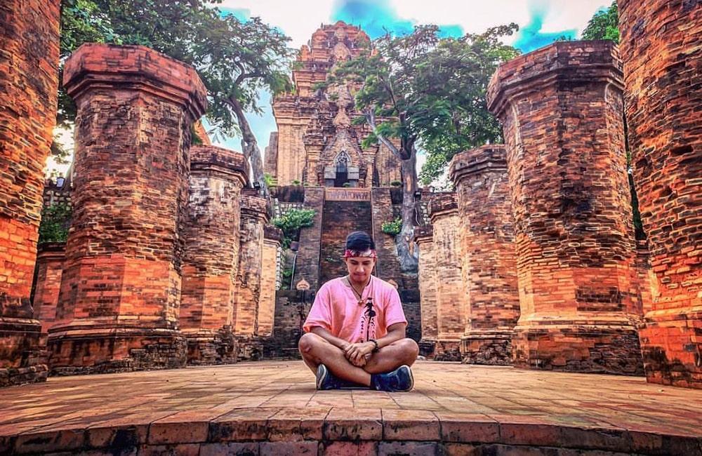 Ponagar Tower Nha Trang