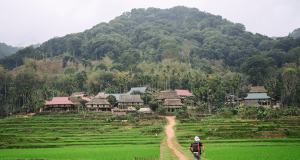 kho moon village in pu long nature reserve