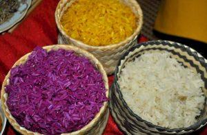 food in mai chau valley