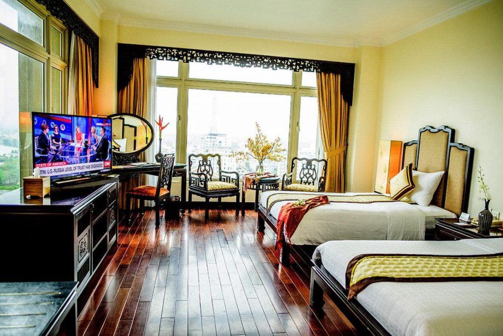 Imperial Hotel, Hue , Vietnam