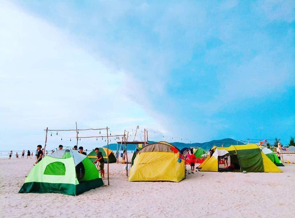 Tan Canh Duong Beach, hue