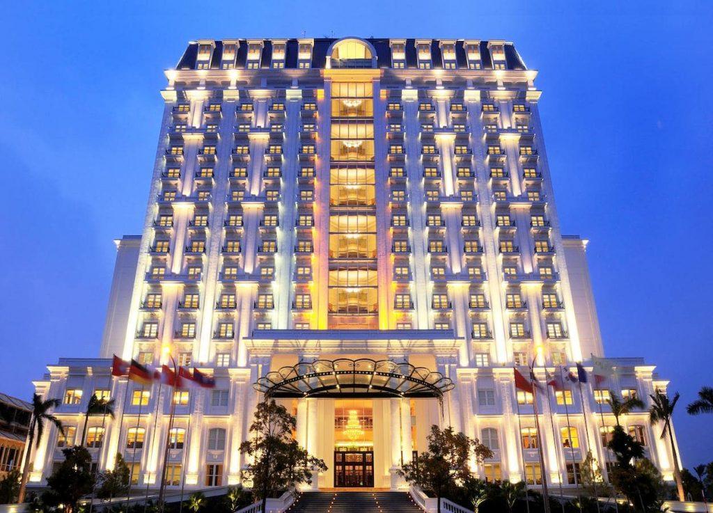 Indochine Palace Hotel, Hue, Vietnam