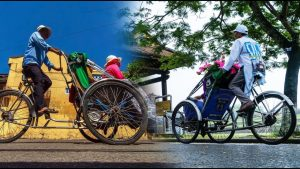 cycle in hue city