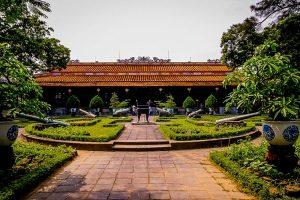 Hue Museum of Fine Arts, vietnam