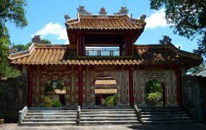 Gia Long Mausoleum Hue