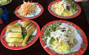 Ba Buoi chicken rice