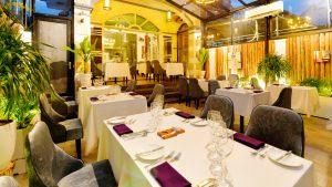 Aubergine 49 Restaurant