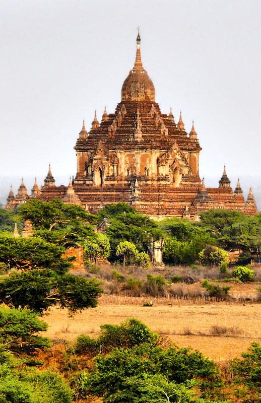 Myanmar 10 Days Itinerary