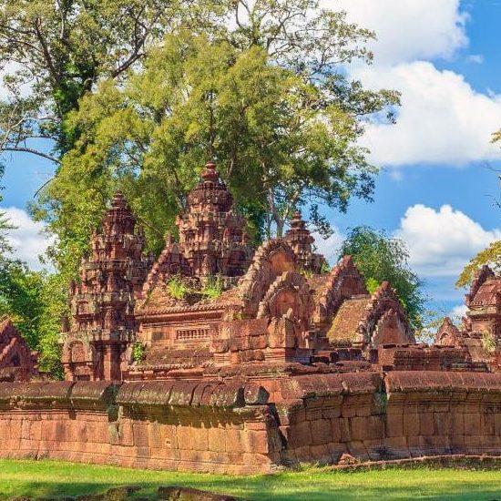 banteay Srie Tour