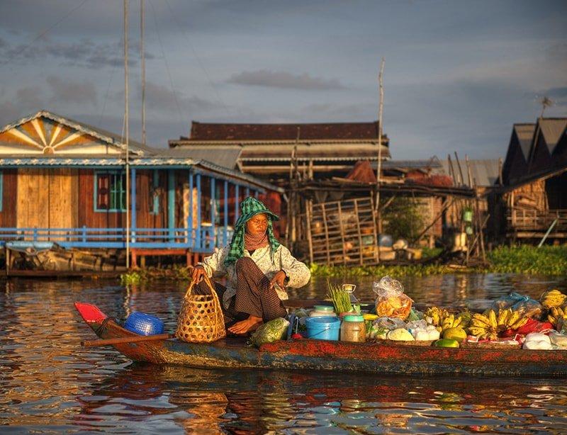 Tonle Nap Lake Tour