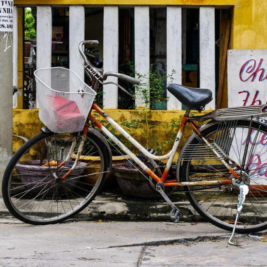 hoian cycling