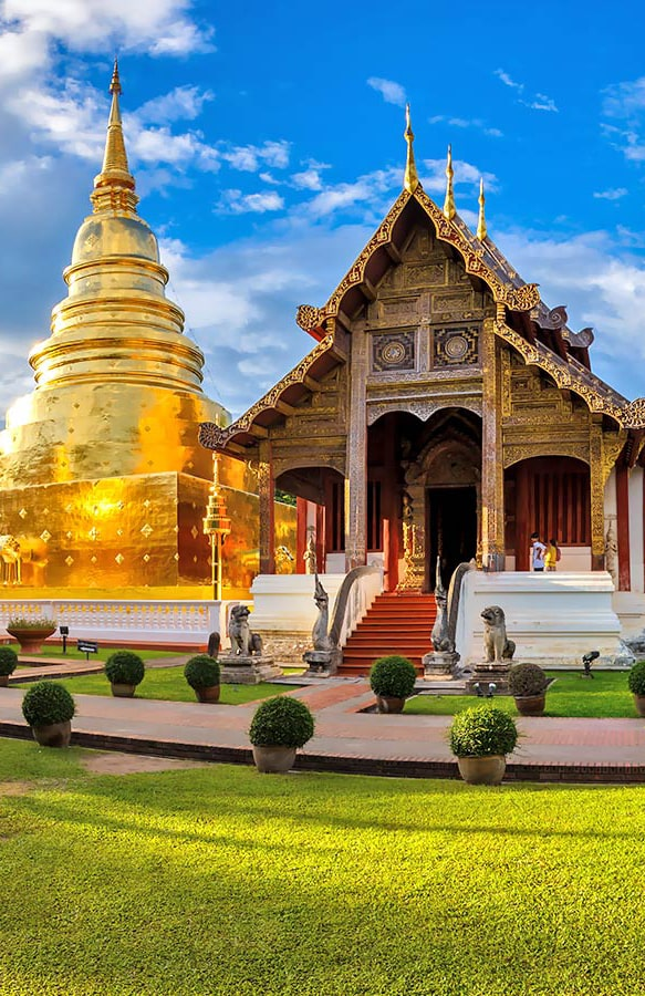 Thailand Tour Packages 15 days 14 nights