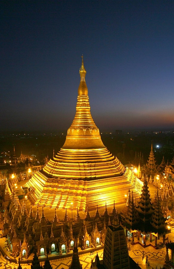 Myanmar Tour Packages 12 Days 11 Nights