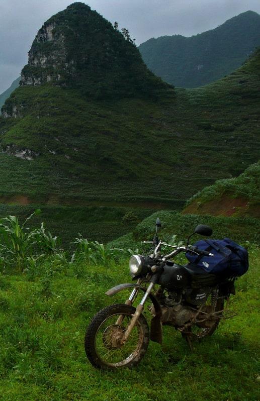 motobike Sapa Tour